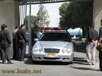 گزارش تصويري از مراحل دفن جسد در بهشت زهرا