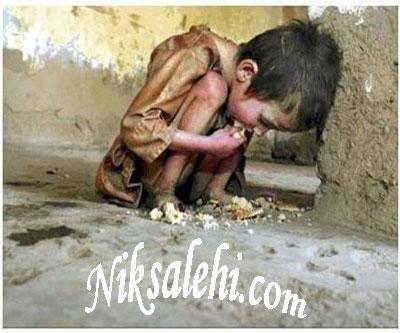 عکسی که دل هر انسانی رو درد میاره (حتما ببینین)