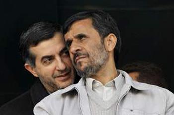 آیا مشایی رییس جمهور بعدی ایران است؟