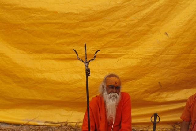 فستیوال سنتی ماها کومب در الله آباد هند