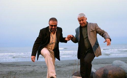 حامد بهداد و رضا عطاران در یک فیلم  عکس