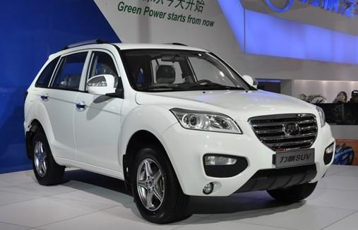 عکس ماشین چینی