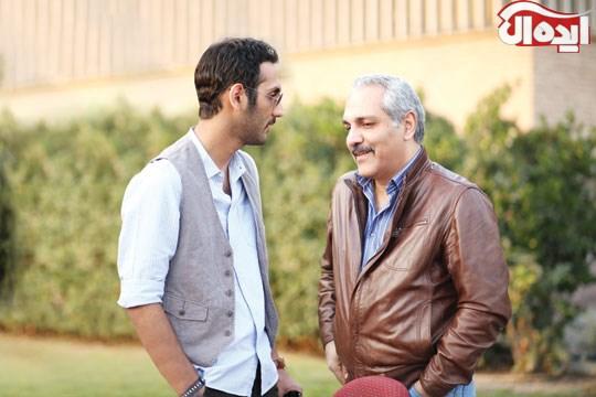 حرفهای فرهاد مدیری درباره خودش و پدرش مهران مدیری!+تصاویر
