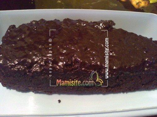 کیک شکلاتی داغ عصرانه ای بسیار لذیذ +عکس