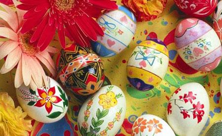 تزیین تخم مرغ هفت سین ۹۴